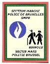 Police de Bruxelles BBW018